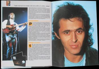 """Star Mag: pages 26 et 27 + 39 et 40: """"Séduction par la scène"""""""