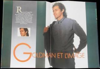 Star Mag: Pages 48 à 53: GOLDMAN ET L'IMAGE