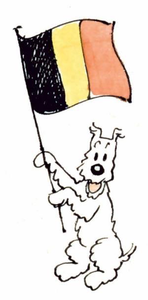 notre fête nationale^^ belgique!