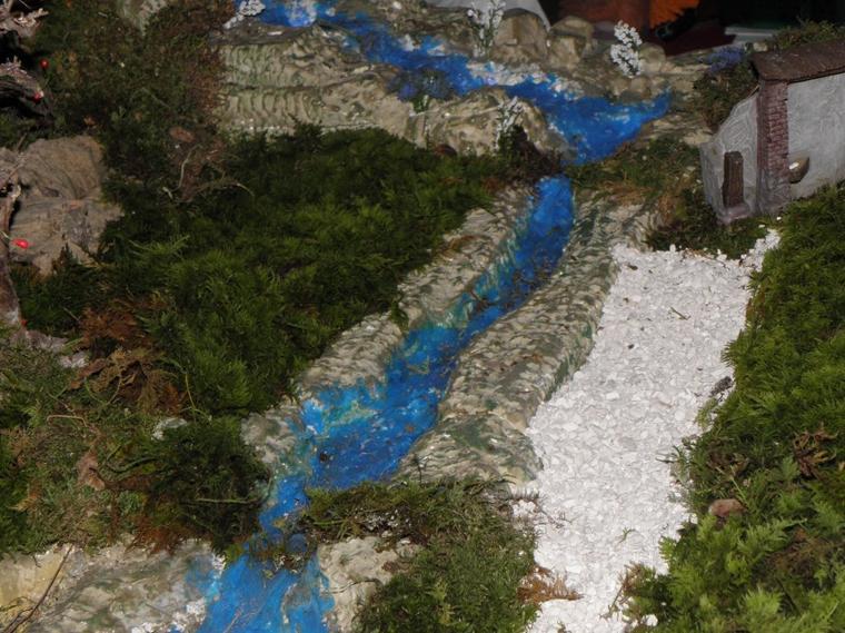 CRECHE DE NOEL 2010