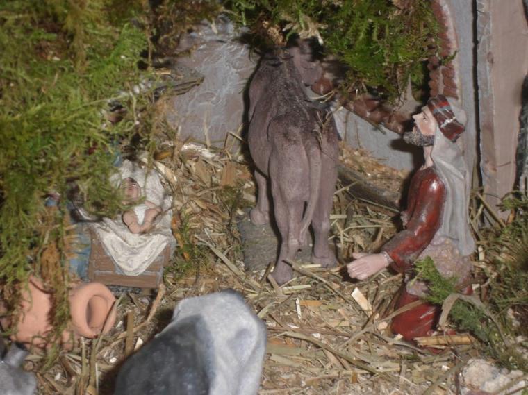 Crèche de Noël 2015