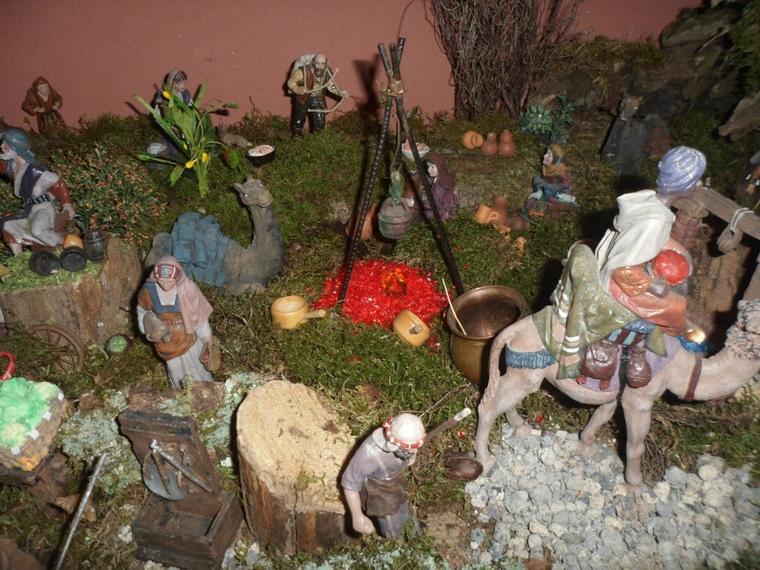 Ma crèche de Noël 2015