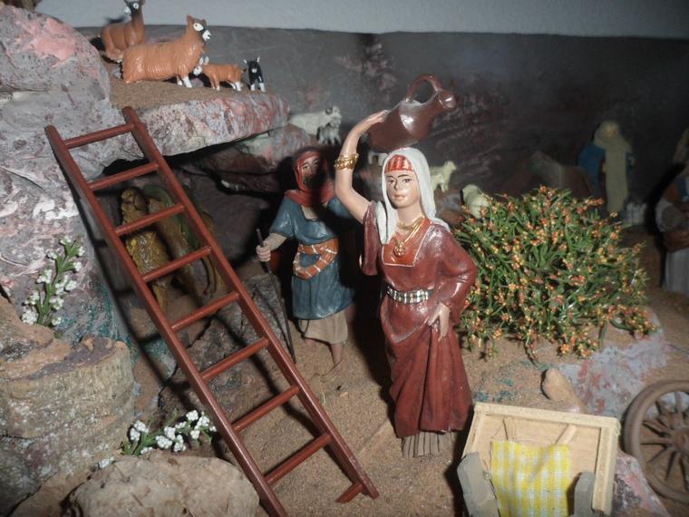 Crèche de Noël 2017