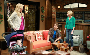 "28/03/2013 Voici le Premier Webclip de Baby Daddy 2x01 ""What's Wrong With You?"""