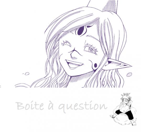 Boîte à Questions...