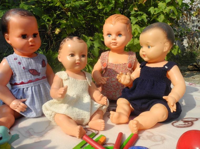 Un nouveau à la nurserie ou  l'arrivée de Gaspard en août 2013