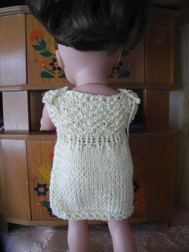 La fête du tricot : c'est fini ...