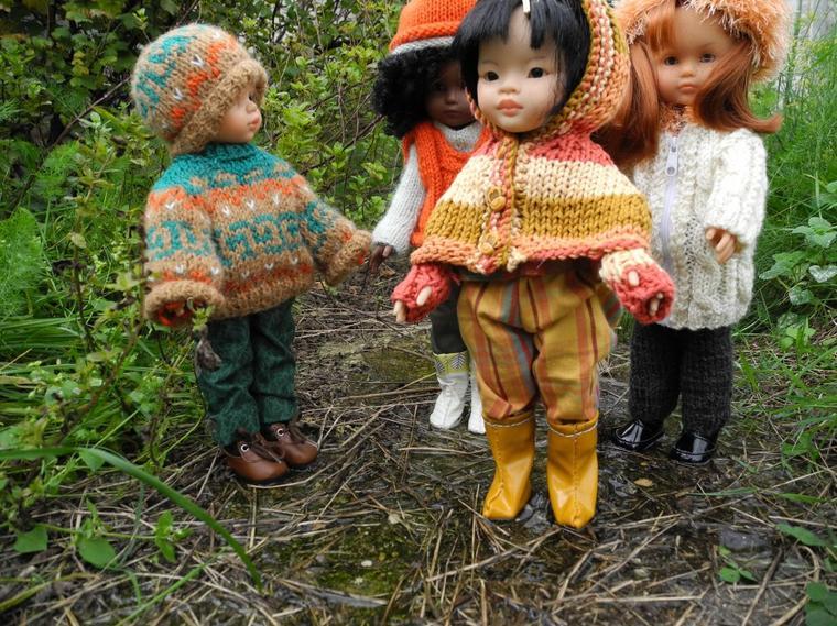 Prom'nons nous dans les bois... 1