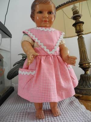Une robe ou un tablier ?