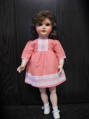 Une étrange petite poupée