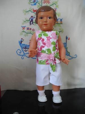 Colette prépare l'été