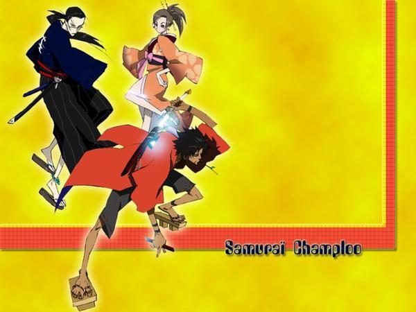 Samuraï Champloo