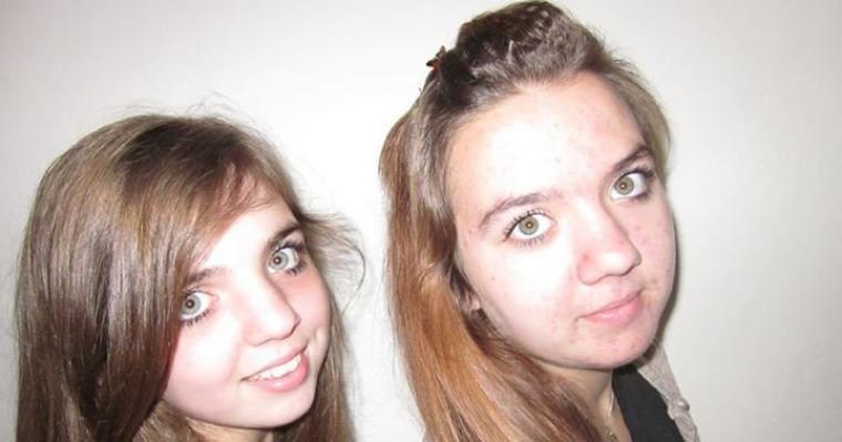 My sister. ♥♥