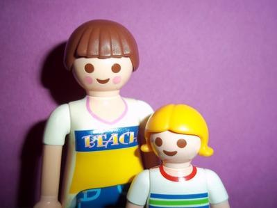 Quentin & Pauline // Eva & Jade