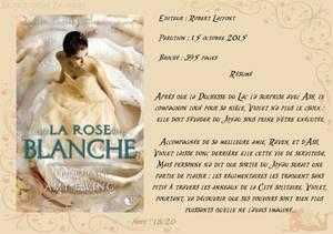 Le Joyau Tome 2 : La Rose Blanche d'Amy Ewing