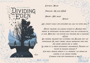 Dividing Eden Tome 1 de Joelle Charbonneau