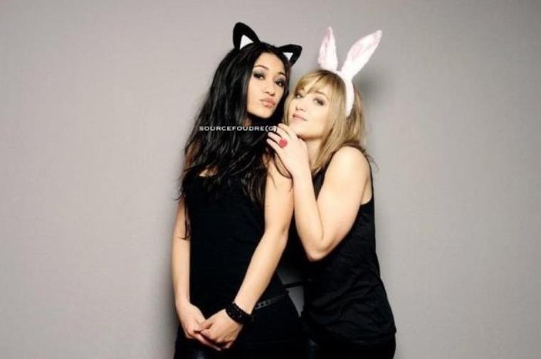 Josie et Lilly
