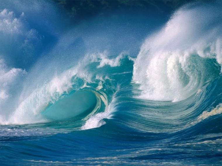 On dis souvent que la mer peut faire des ravages ❤