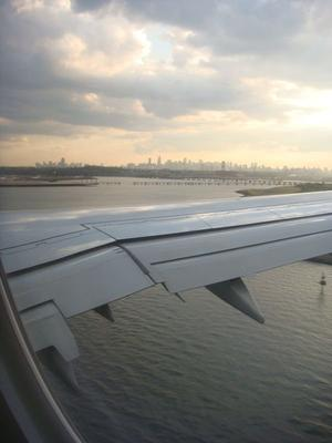 aeroport + premières heures :)