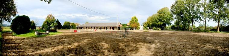 Le centre equestre des 3 vallées