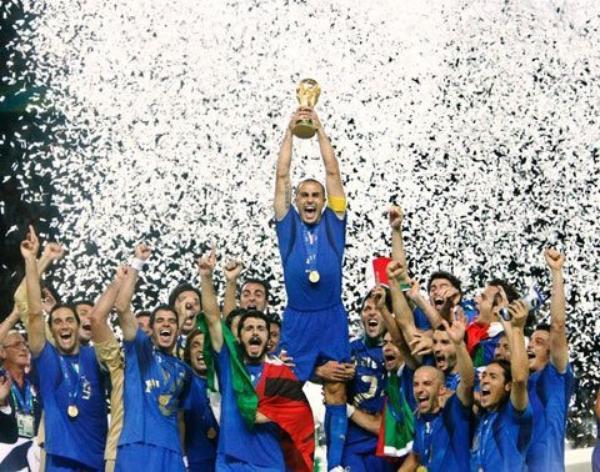 L'Italie contre la Brésil pour la coupe du monde 2014 !
