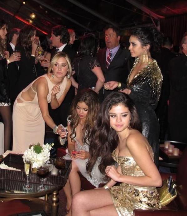 Selena Gomez : Sexy au Golden Globes !