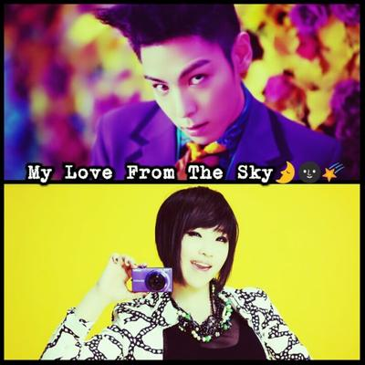 OS BIGBANG : MY LOVE FROM THE SKY