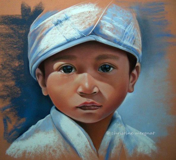Ketut, enfant de Bali..