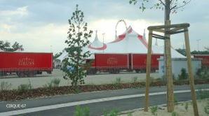 CIRQUE ARLETTE GRUSS - STRASBOURG 2011