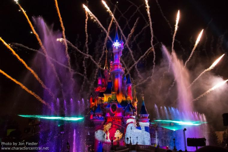 Le Spectacle Disney Dreams ....