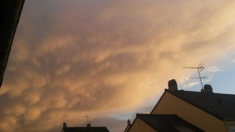 Les orages et quelques explications dessus