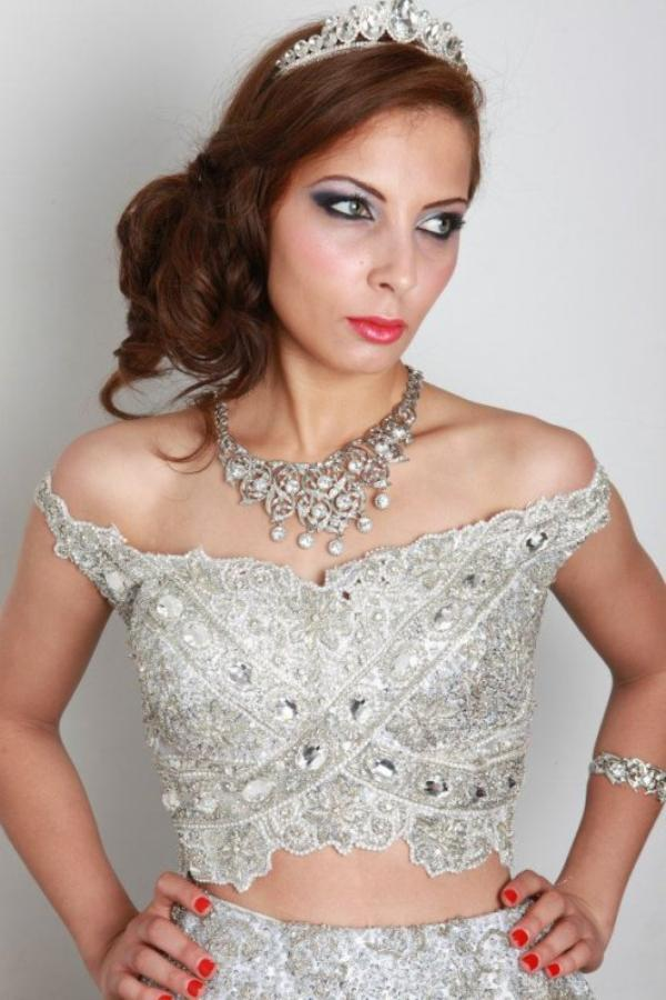 Robe de mariée tunisienne / Kessoua  / Keswa / Fouta ou blousa : Mayssa