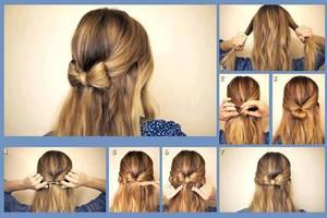 Tuto coiffure