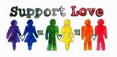 Le mariage, ce n'est pas forcément entre homme et femme, c'est entre deux coeurs amoureux