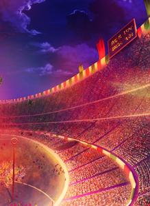 Harry Potter et la Coupe de Feu  -   # Le Championnat de Quiddich