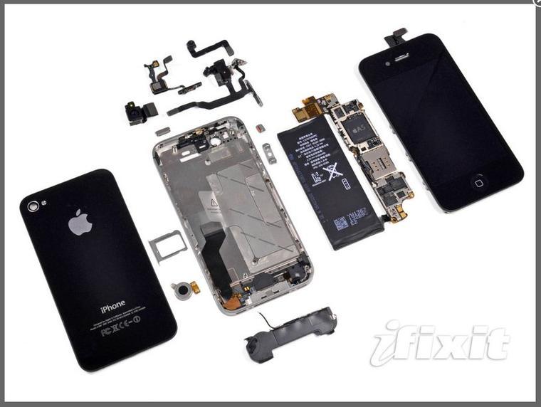 iPhone 4S Teardown