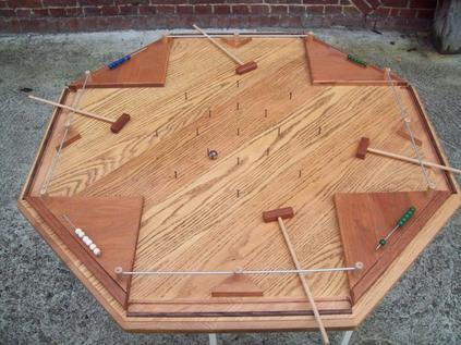 un jeu des marteaux