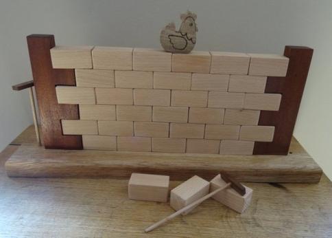 un casse mur