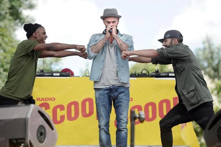 Concert Radio Scoop, 14/07/12 ^^