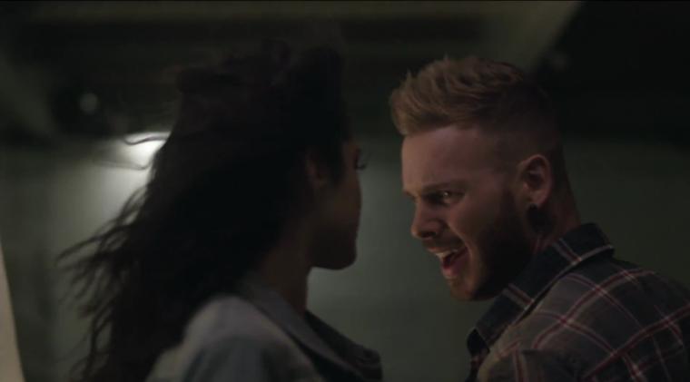 """M. Pokora - nouveau clip: """"Si tu pars"""""""