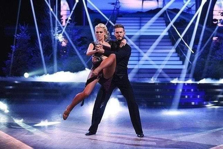 Danse avec les stars, spécial Noel, le 22 décembre, Matt danse avec Katrina^^