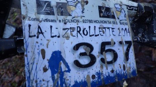 La Lizerollette à Montescourt-Lizerolles -02.02.14-
