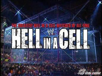 Hell in a cell 2011