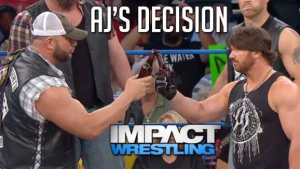 Retour sur Impact hier : Les annonces, nouvelle championne, ect ...