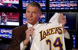 Nouvelle idée de Vince McMahon pour concurrencer la NBA