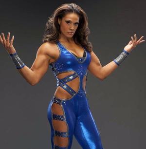 Une Diva de la WWE blessée ?