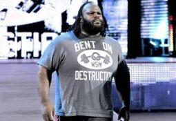 Mark Henry brise son slience