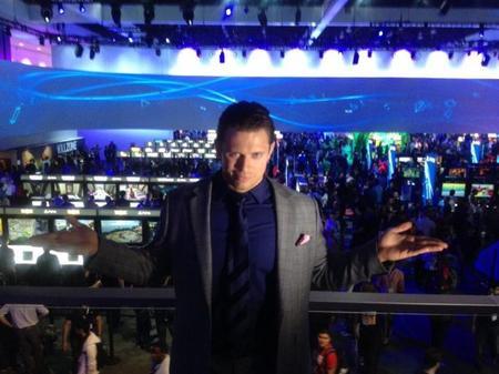 The Miz présent à l'E3