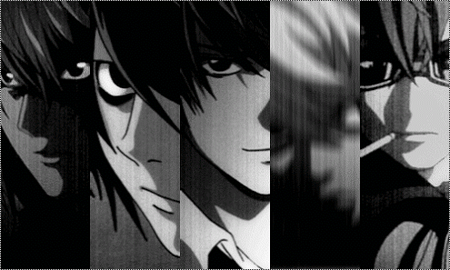 Death Note [Manga / Anime]