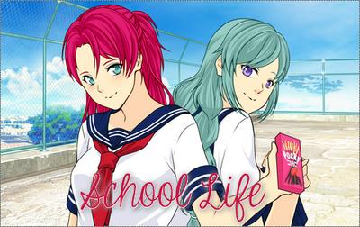 Visual Novel - School Life